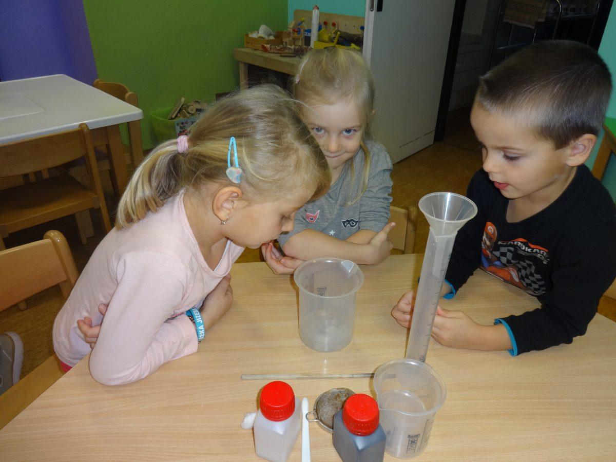 Vědecké laborky vzdělávací instituce Marstafit